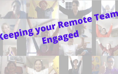 Keeping your remote team engaged